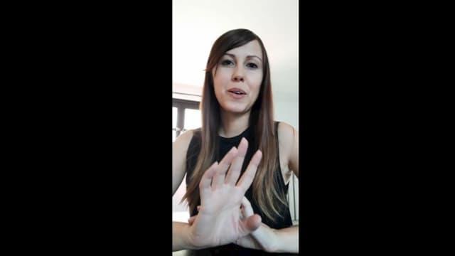 Testimonio Cynthia Díaz